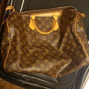 Louis Vuitton speedy 40 TH0072 Mono